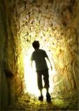 Incorpore la luz Foto de archivo libre de regalías