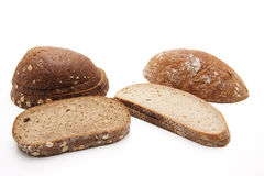 Increase grain and wheat bread Royalty Free Stock Images