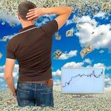 Increase profitability. Royalty Free Stock Photo