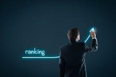 Increase ranking Royalty Free Stock Image