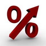 Increasing Prices Stock Image