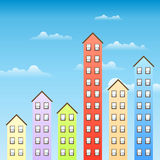 Increasing Property Value stock images