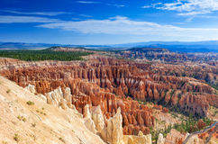 Incredible Bryce Canyon as Viewed From Sunrise Point at Bryce Ca Stock Photos