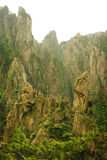 Incredible China, Stone Marvels In Huangshan Stock Image