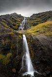 Incredible Falls Around Every Turn stock photo