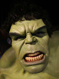 The Incredible Hulk portrait Royalty Free Stock Images