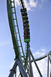 Incredible Hulk Ride stock photography