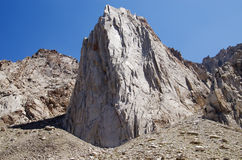 Incredible Hulk Rock Formation Royalty Free Stock Photos