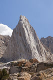 Incredible Hulk rock mountain Royalty Free Stock Photography