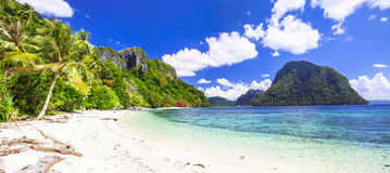 Incredible islands of Philippines Stock Photography