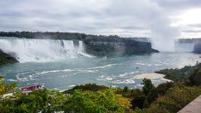 Waterfalls Landscapes Niagara Falls , Toronto Stock Photography