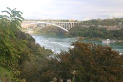 Waterfalls Landscapes Niagara Falls , Toronto Stock Image