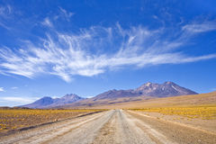 Incredible mountain landscape Stock Image