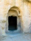 Incredible rock formations, Cappadocia, Turkey Royalty Free Stock Images