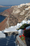 Incredible santorini Royalty Free Stock Photo
