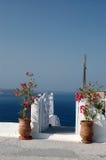 Incredible santorini royalty free stock images