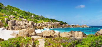 Incredible Seychelles Royalty Free Stock Photo