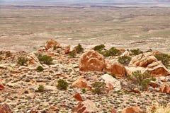 Incredibly beautiful landscape in National Park, Utah Stock Photos
