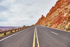 Incredibly beautiful landscape in National Park, Utah Stock Images