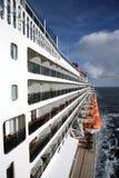 Incrociatore dell'oceano Fotografie Stock Libere da Diritti