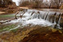 Incrocio dell'acqua bassa immagini stock libere da diritti