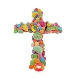 Incrocio di Candy Immagine Stock