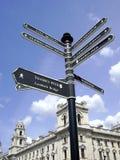 Incrocio di Londra Immagini Stock