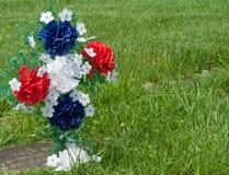 Incrocio di Memorial Day Immagini Stock