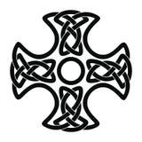Incrocio nazionale celtico illustrazione di stock