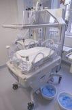 Incubatrice per neonato Immagini Stock Libere da Diritti