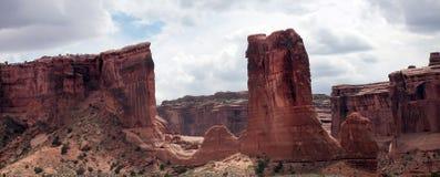 Incurva il parco nazionale, Utah, U Fotografia Stock