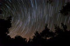 InCyrpus ιχνών αστεριών Στοκ Εικόνα
