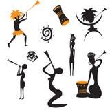 Indígenas africanos abstractos libre illustration