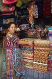 Indígenas del maya Fotos de archivo libres de regalías