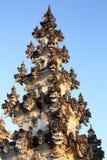 Indù del tempio delle pagode, ful lunedì, Nusa Penida, Indonesia di spirito Immagini Stock