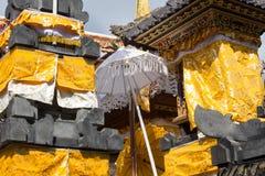 Indù del tempio delle pagode, ful lunedì, Nusa Penida, Indonesia di spirito Immagine Stock