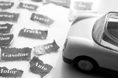 Indústria automóvel Fotografia de Stock Royalty Free