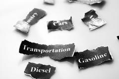 Indústria automóvel Imagens de Stock