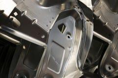 Indústria automotriz - peças sobresselentes Foto de Stock