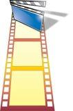 Indústria cinematográfica Imagens de Stock Royalty Free