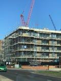 Indústria da construção civil imagens de stock
