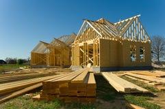 Indústria da construção civil fotografia de stock royalty free