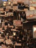 Indústria da madeira serrada Imagem de Stock