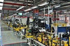 Indústria de carro Foto de Stock