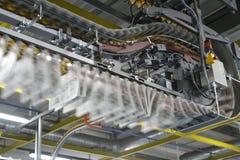 Indústria de impressão Foto de Stock Royalty Free