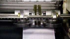 Indústria de impressão, maquinaria filme