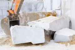 Indústria de pedra Fotos de Stock