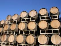 Indústria de vinho foto de stock royalty free