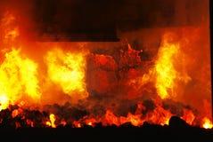 Indústria do Smelting Imagem de Stock Royalty Free