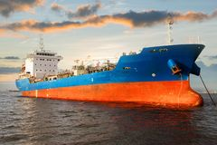 Indústria do transporte do transporte e da logística imagem de stock
